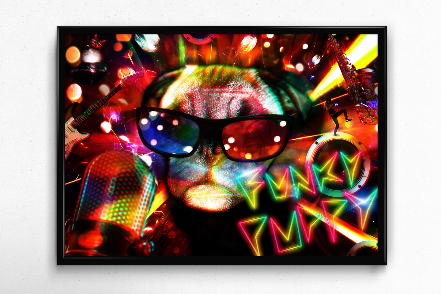 funkypuppy_poster